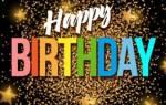 Праздничные поздравления с днем рождения. Поздравления с днем рождения красивые своими словами. Что пожелать тебе? Богатств? Удачи