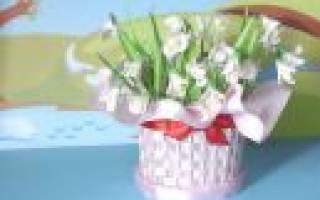 Подарки мамам на 8 марта старшая группа