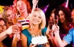 Как творчески поздравить с днем рождения. Пять креативных способов поздравить интернет-друга